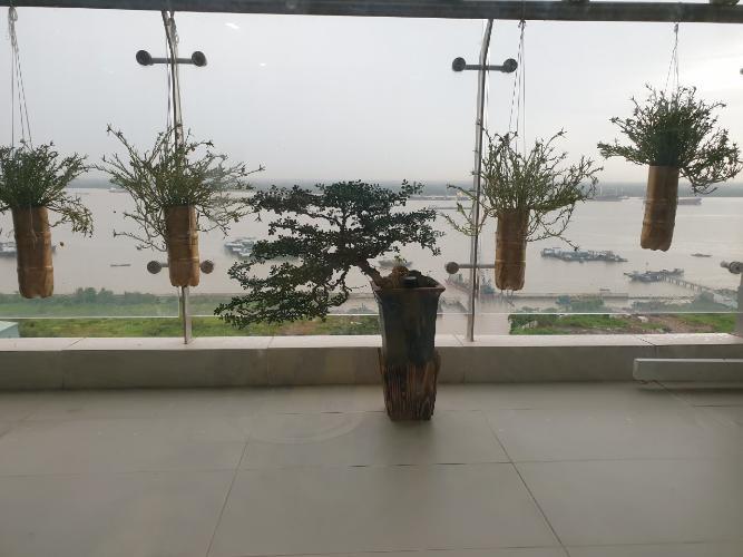 View từ  căn hộ An Gia Riverside Căn hộ An Gia Riverside đầy đủ nội thất, ban công thoáng mát.