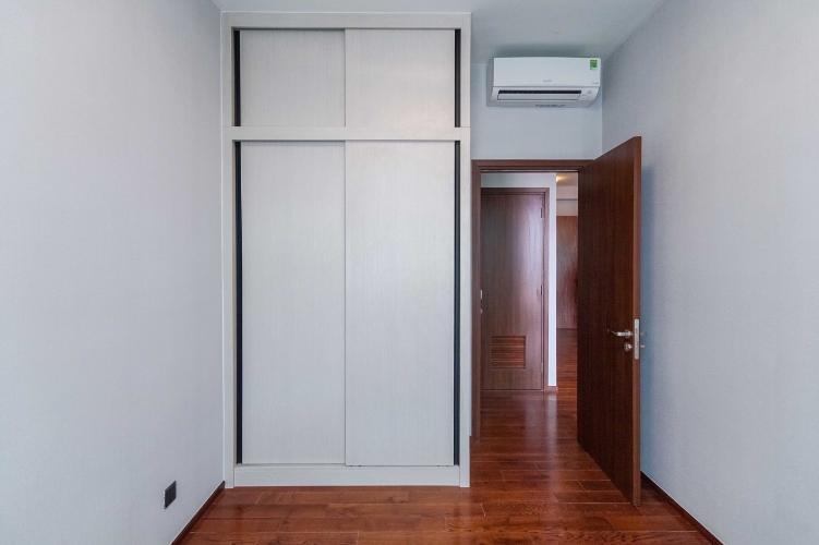 Phòng ngủ căn hộ D'EDGE Cho thuê căn hộ D'Edge view thành phố thoáng mát, đầy đủ nội thất.