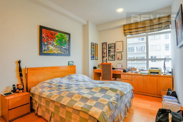 Phòng Ngủ 2 Căn hộ Sunrise City tầng trung V2 thiết kế 2 phòng ngủ hiện đại