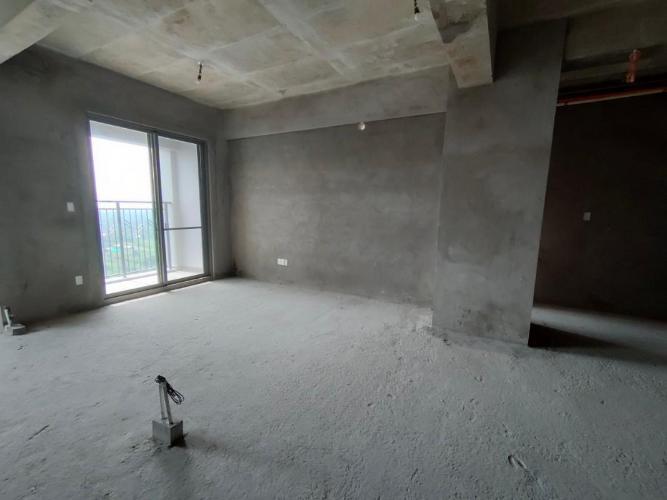 Bán căn hộ nhà thô Saigon South Residence tầng cao, diện tích 74m2.