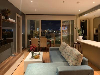 Cho thuê căn hộ Diamond Island - Đảo Kim Cương 2PN, tháp Brilliant, đầy đủ nội thất, view sông thoáng mát