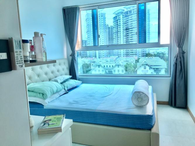 Phòng ngủ Sunrise Riverside, Nhà Bè Căn hộ Sunrise Riverside ban công hướng Bắc, view nội khu.