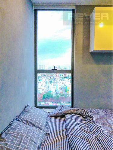 View Phòng Ngủ Cho thuê căn hộ RiverGate Residence 1PN, tầng thấp, tháp B, đầy đủ nội thất, view sông Sài Gòn