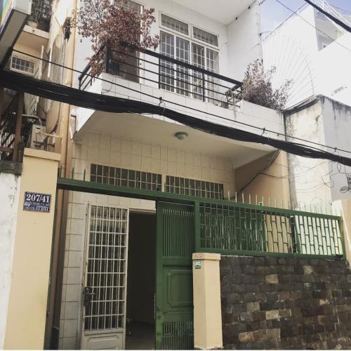 Bán nhà phố hẻm xe hơi đường Nguyễn Văn Đậu, nội thất cơ bản