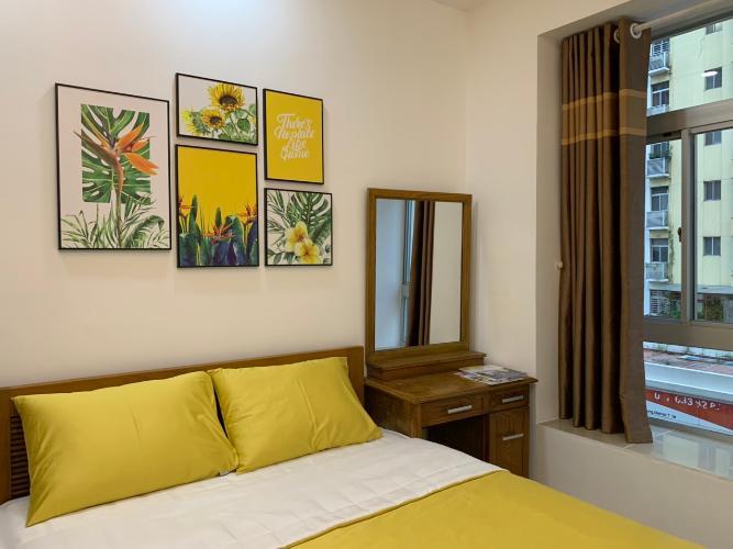 Phòng ngủ Sky Garden, Quận 7 Căn hộ Sky Garden view nội khu, đầy đủ nội thất.