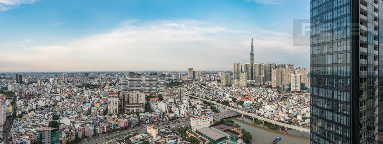 View Cho thuê căn hộ Vinhomes Golden River tầng cao, 2PN, view đẹp, tiện ích đa dạng