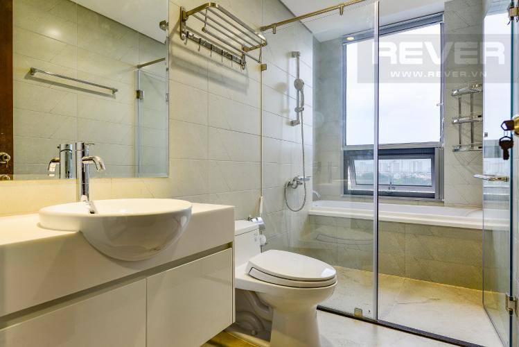 Phòng tắm 3 Căn góc Vinhomes Central Park 4 phòng ngủ tầng thấp Landmark 1