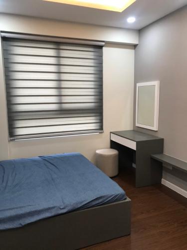 Phòng ngủ Saigon South Residence, Nhà Bè Căn hộ Saigon South Residence hướng Bắc đầy đủ nội thất tiện nghi.