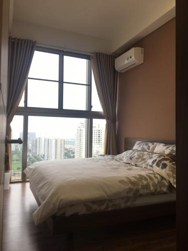 Phòng ngủ căn hộ PHÚ MỸ HƯNG MIDTOWN Cho thuê căn hộ Phú Mỹ Hưng Midtown 2PN, diện tích 89m2, đầy đủ nội thất, view toàn cảnh Phú Mỹ Hưng