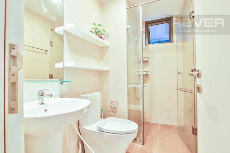 Toilet 1 Căn hộ Masteri Thảo Điền 2 phòng ngủ tầng cao T3 hướng Tây Nam