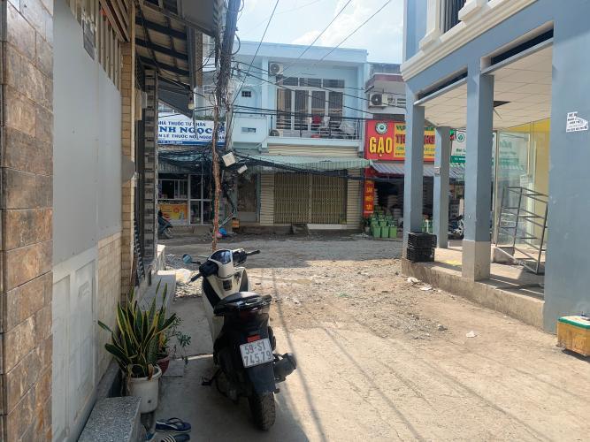 Hẻm nhà phố Bình Thạnh Nhà phố hướng Tây Bắc hẻm xe hơi 4m, gần bến xe miền Đông.