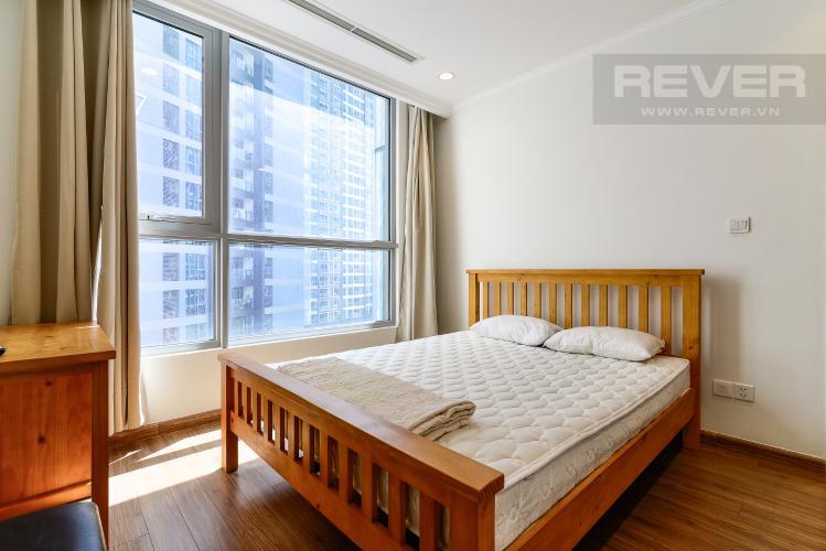 Phòng Ngủ 1 Bán căn hộ Vinhomes Central Park tầng thấp 2 phòng ngủ, đầy đủ nội thất, view nội khu