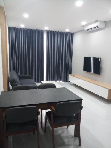 Cho thuê căn hộ Sunrise Riverside tầng trung, diện tích 99m2 - 3 phòng ngủ, đầy đủ nội thất.