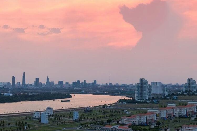 Saigon Mystery Villas - view-bitexco-saigon-mystery-villa