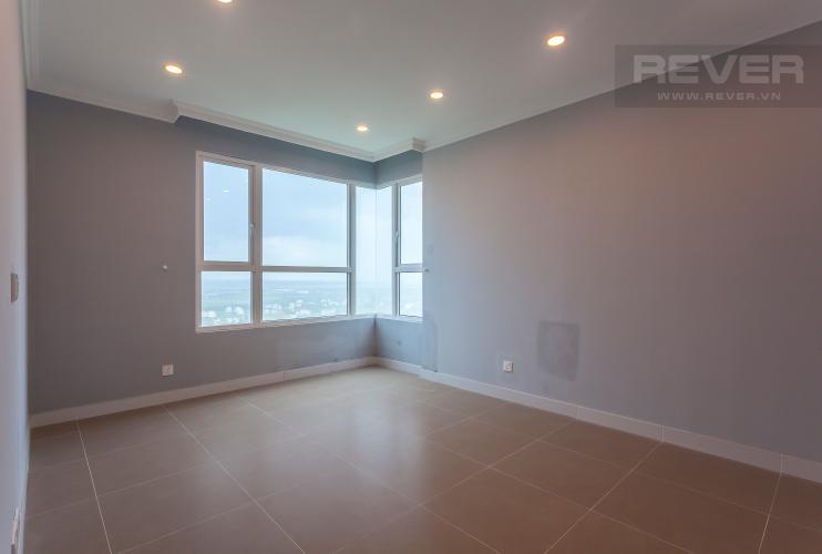 Phòng Ngủ 1 Căn hộ Vista Verde tầng cao, tháp T1, 3 phòng ngủ, đầy đủ nội thất