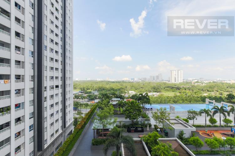 View Cho thuê căn hộ Lexington Residence 2PN, tháp LC, diện tích 73m2, view nội khu xanh mát