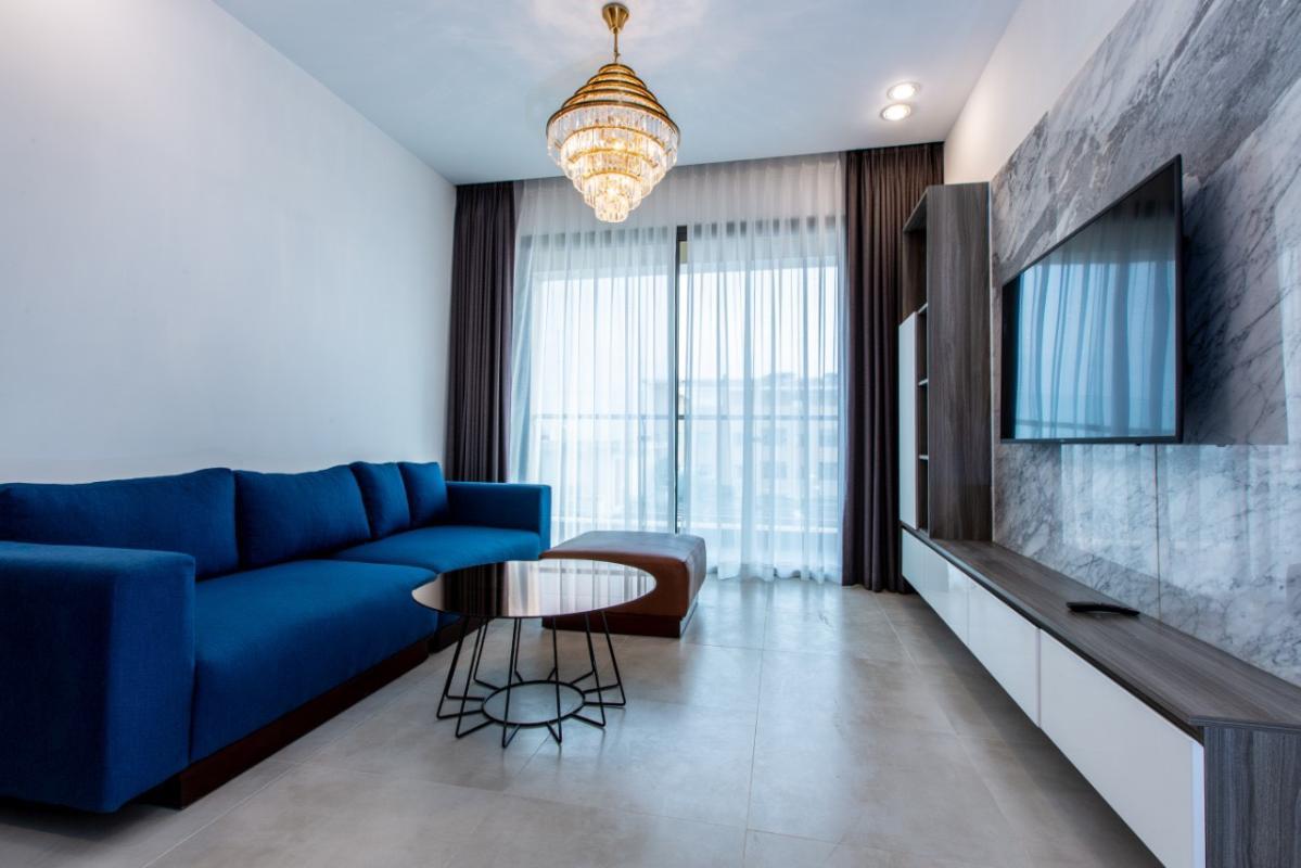 a10f8a533815de4b8704 Bán căn hộ The Gold View 2 phòng ngủ, tháp A, diện tích 80m2, đầy đủ nội thất