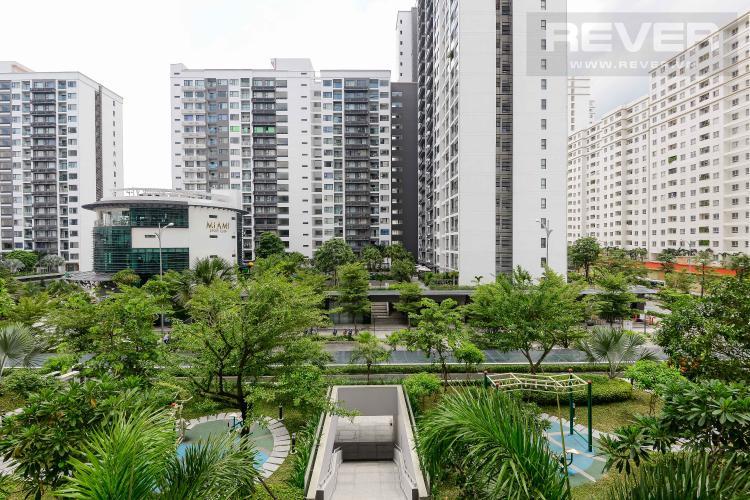 View Cho thuê căn hộ New City Thủ Thiêm 1PN, tháp Bali, tầng thấp, đầy đủ nội thất