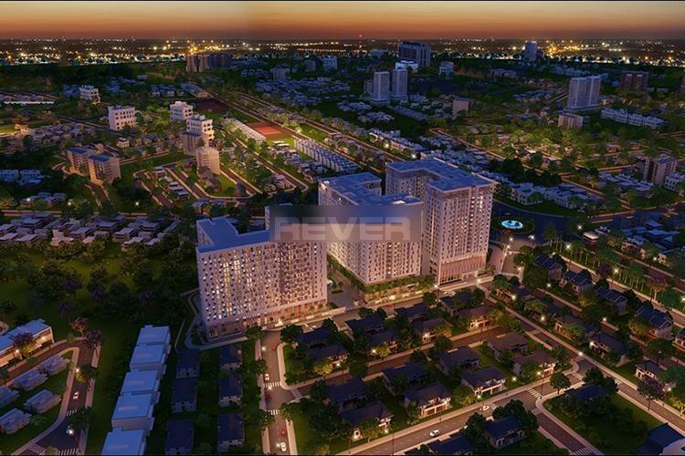 Căn hộ Sky 9, quận 9 Căn hộ Sky 9 tầng 11 view thành phố thoáng mát