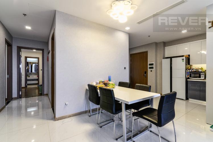Phòng Ăn Bán căn hộ Vinhomes Central Park 4PN, đầy đủ nội thất, có thể dọn vào ở ngay