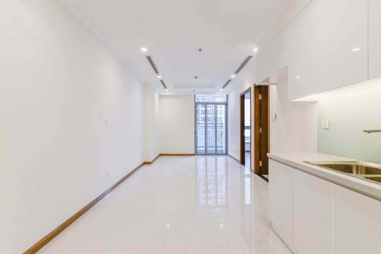 Officetel Vinhomes Central Park 1 phòng ngủ tầng thấp Landmark 4