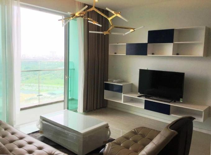 Căn hộ Sadora Apartment tầng trung, view thành phố lung linh.