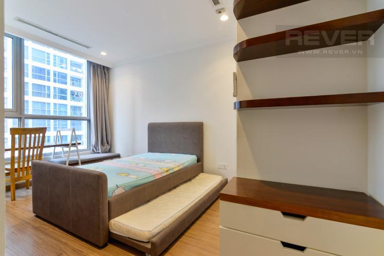 Phòng Ngủ 1 Bán căn hộ Vinhomes Central Park 4PN, tháp The Central 2, đầy đủ nội thất, view sông trực diện
