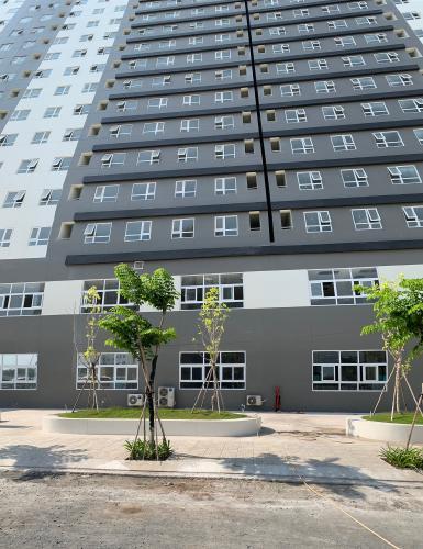 Bên ngoài toà nhà Topaz Elite Căn hộ Topaz Elite hướng Đông Nam, view thành phố.