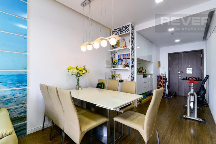 Phòng Ăn Bán căn hộ The Prince Residence Phú Nhuận 2PN, nội thất đầy đủ