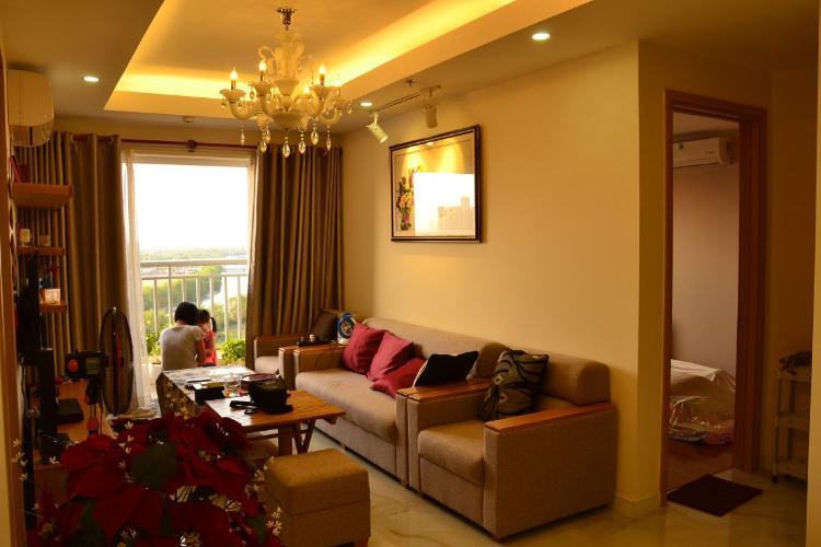 Bán căn hộ Homyland 2, đầy đủ nội thất, 3 phòng ngủ, view rộng thoáng