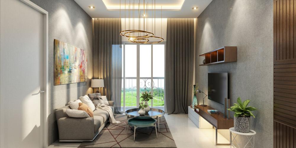 Nhà mẫu căn hộ Metro Star , Quận 9 Bán căn hộ Metro Star tầng 14 cửa hướng Đông, nội thất cơ bản.