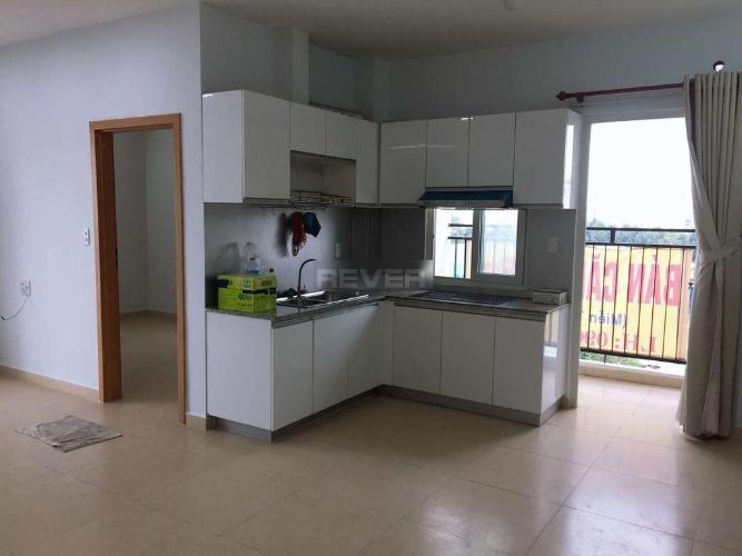 Phòng bếp căn hộ Gia Phát Apartment, Gò Vấp Căn hộ Gia Phát Apartment tầng thấp, bàn giao nội thất cơ bản.