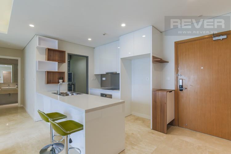Phòng Bếp Bán căn hộ Diamond Island - Đảo Kim Cương 2PN, tháp Maldives, nội thất cơ bản, view nội khu