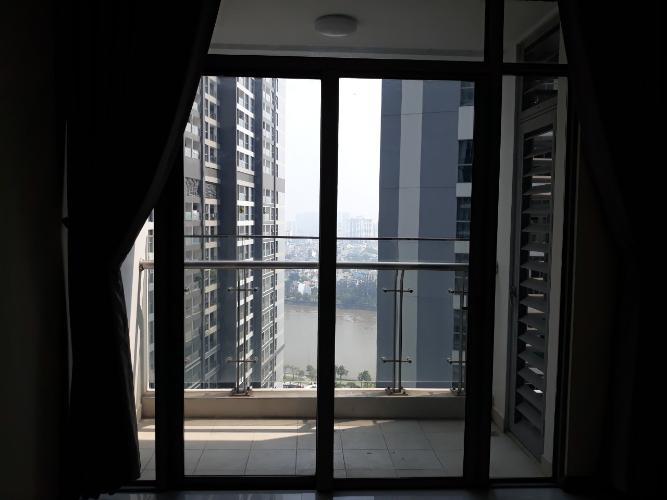 can-ho-vinhomes-central-park Cho thuê căn hộ Vinhomes Central Park 2PN, diện tích 85m2, không có nội thất, ban công hướng Đông