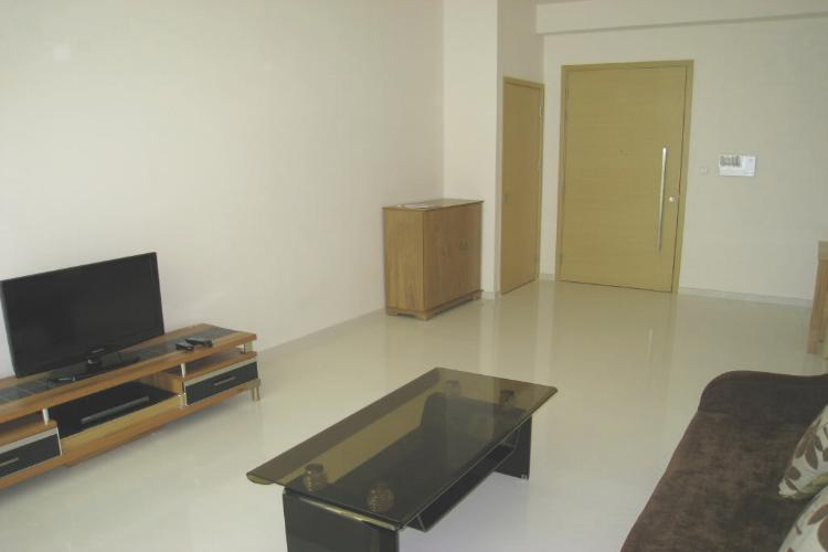 Bán hoặc cho thuê căn hộ The Vista An Phú 2PN, tháp T1, đầy đủ nội thất, view hồ bơi