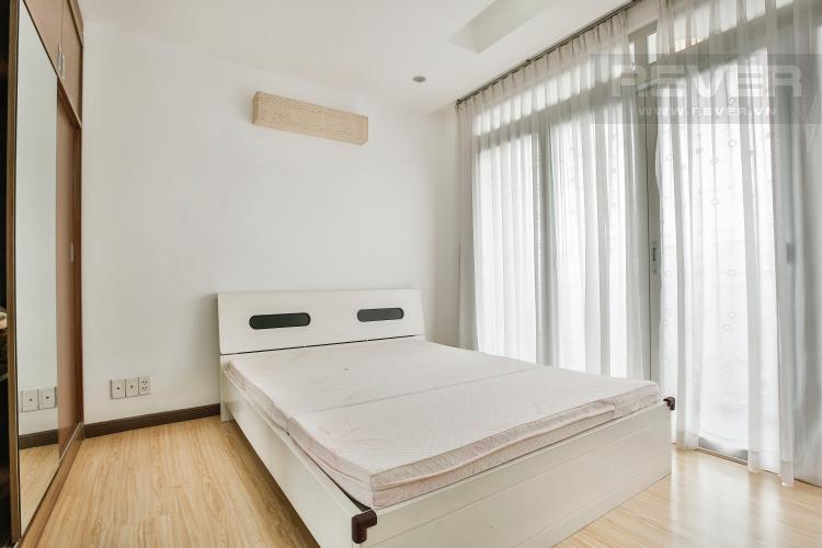 Phòng Ngủ 1 Căn hộ Dragon Hill 2 tầng trung tháp B 3 phòng ngủ nội thất đầy đủ