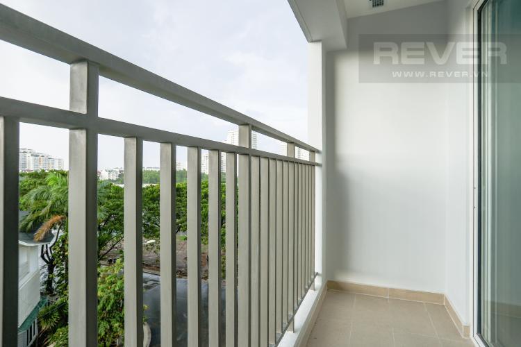 Ban Công 1 Bán căn hộ Sunrise Riverside tầng thấp, 3PN, diện tích rộng rãi