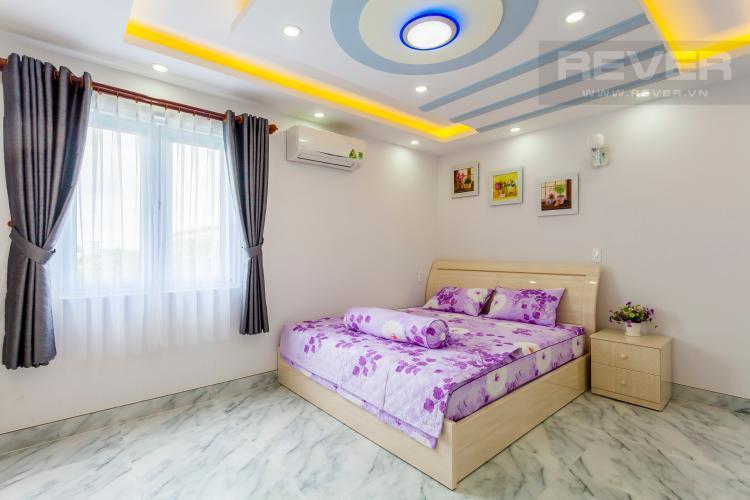 Phòng ngủ 2 Nhà phố khu compound Mega Khang Điền Quận 9 nội thất đầy đủ