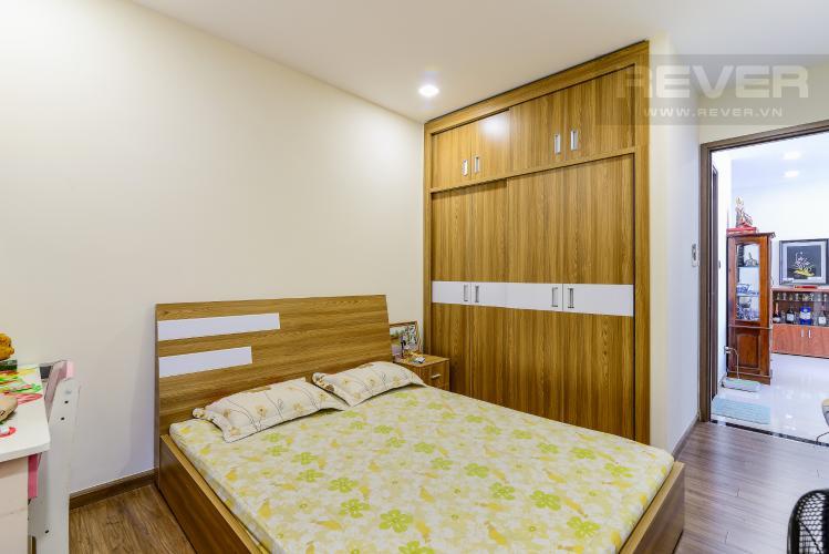 Phòng Ngủ 2 Officetel Vinhomes Central Park 2 phòng ngủ tầng cao P7 hướng Tây Bắc