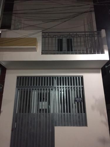 Bán nhà phố hẻm Nguyễn Lâm, Phường 7, quận Phú Nhuận, diện tích đất 41,2m2, diện tích sử dụng 74,3m2
