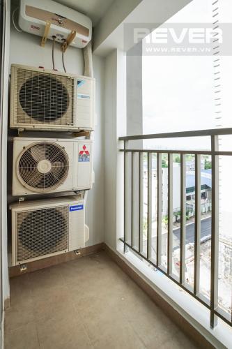Ban Công Cho thuê căn hộ Sunrise Riverside 2PN, tầng thấp, diện tích 70m2, đầy đủ nội thất