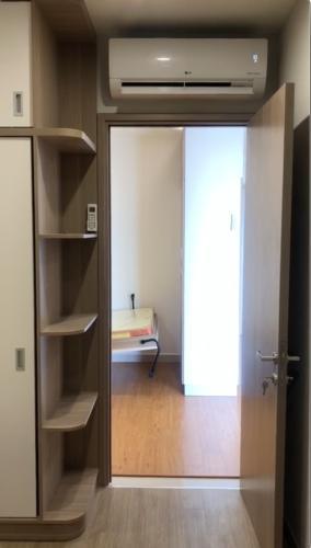 Phòng ngủ Vinhomes Grand Park Quận 9 Căn hộ Vinhomes Grand Park nội thất tiện nghi, view nội khu.