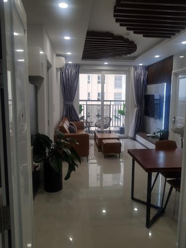 Bán căn hộ Saigon Mia Bình Chánh, nội thất đầy đủ, view thành phố.