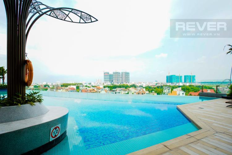 Tiện Ích Cho thuê căn hộ The Sun Avenue 3PN, block 5, đầy đủ nội thất, view sông mát mẻ