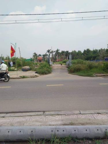 Đất trống Lê Văn Lương, Nhơn Đức, Nhà Bè Đất trống mặt tiền đường Lê Văn Lương, thích hợp kinh doanh sản xuất