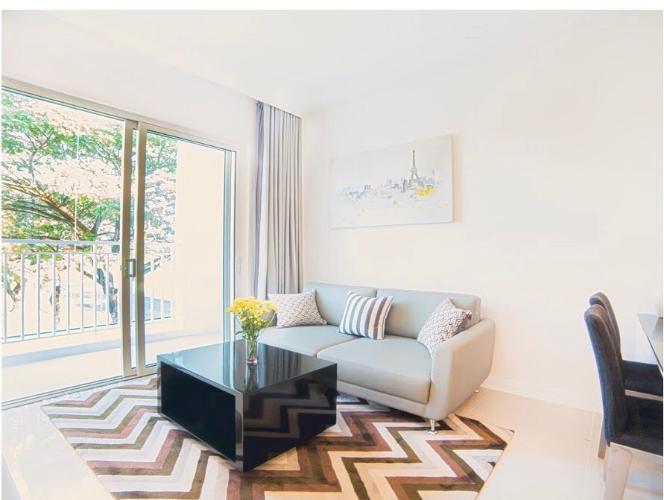 Phòng Khách căn hộ SUNRISE RIVERSIDE Bán căn hộ Sunrise Riverside thuộc tầng trung, diện tích 83.42m2