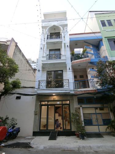 Bán nhà phố 5 tầng, đường số 12A, phường 6, quận 4, diện tích đất 67.9m2, diện tích sàn 307.2m2, sổ hồng đầy đủ