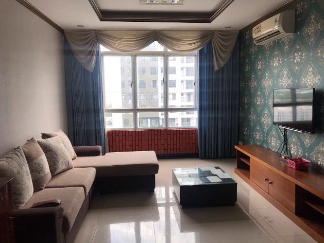 Căn hộ Chánh Hưng - Giai Việt tầng 23 ban công thoáng gió, nội thất đầy đủ
