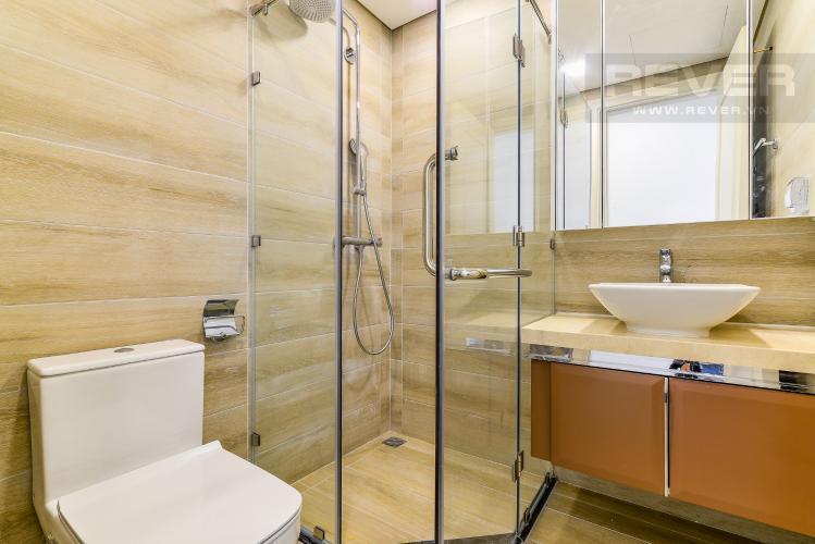 Phòng Tắm 1 Căn hộ Vinhomes Golden River 4 phòng ngủ tầng cao A3 hướng Tây Bắc