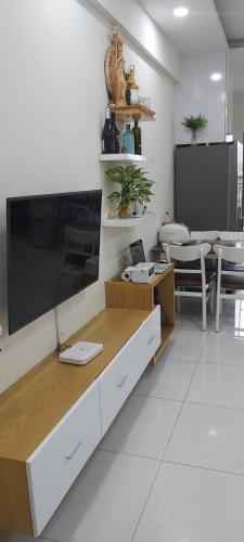 Phòng khách căn hộ Stown Thủ Đức Căn hộ Stown Thủ Đức nội thất đầy đủ diện tích 63m2